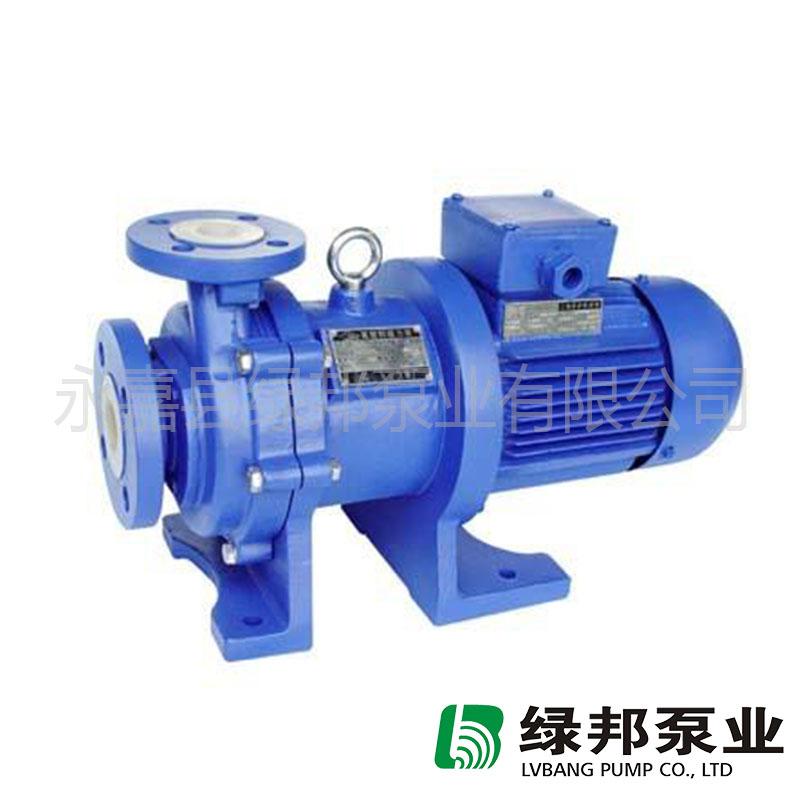 CQB-F内衬氟塑料磁力泵