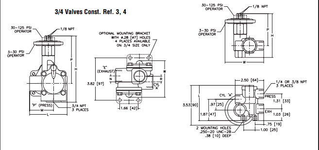 asco电磁阀二位二通电磁阀机械原理
