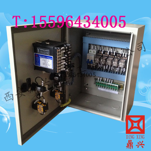 水箱温度水位自动调节控制器
