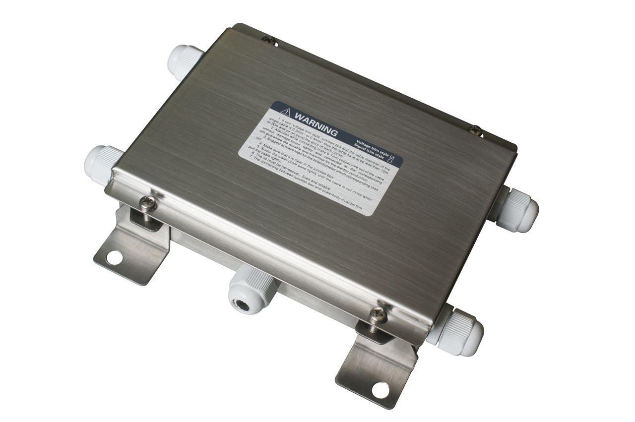 汽车衡接线盒英文版使用说明书