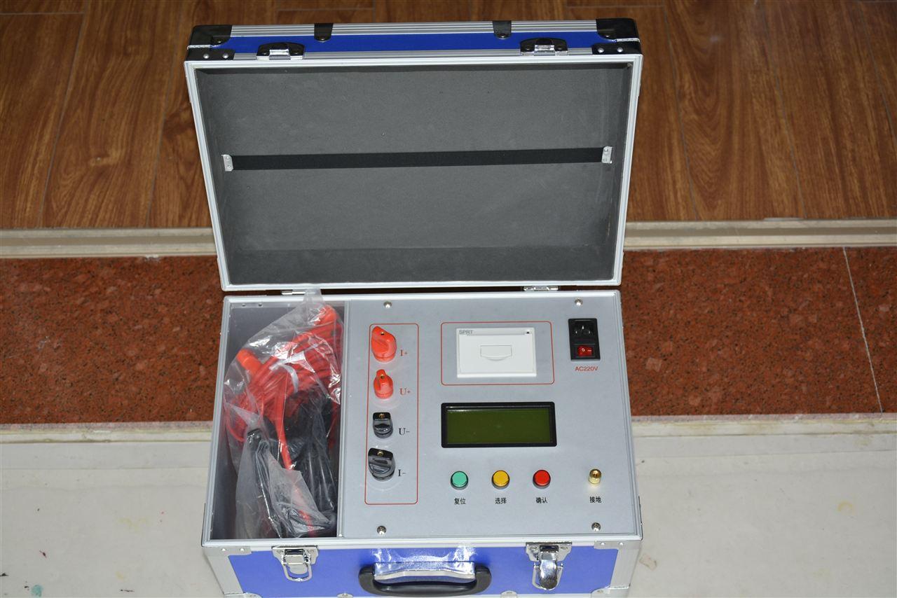 回路电阻测试仪是检测开关接触电阻仪器