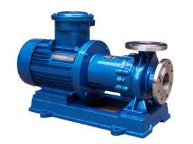 CQB型磁力驱动卧式离心泵