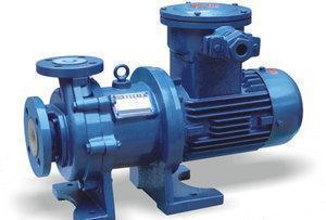 CQBF氟塑料磁力驱动离心泵