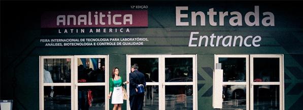 2015年巴西实验展 Analitica LATIN AMERICA展会总结