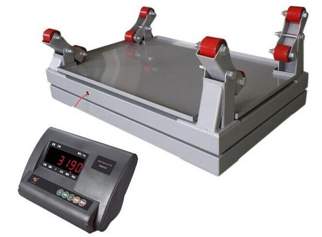 钢瓶储气量的电子秤(2t电子气瓶称厂家)产品结构