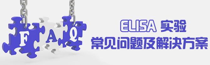elisa实验常见问题及解决方案
