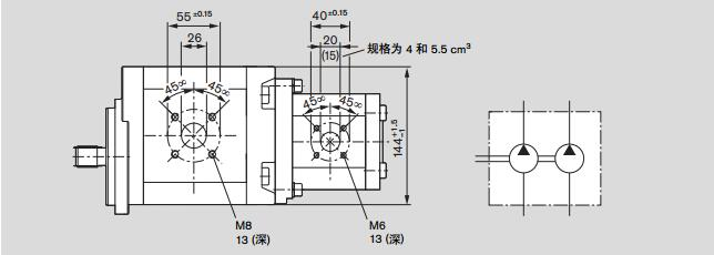 rexroth力士乐柱塞泵结构:rexroth力士乐柱塞泵主要