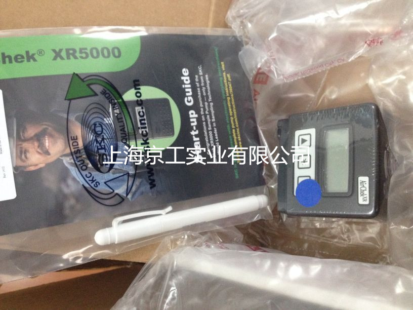 AirChek XR5000微电脑高低流量空气采样器