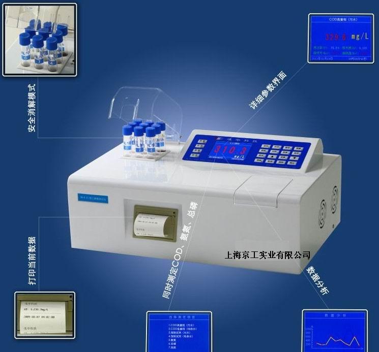 水质检测仪6C