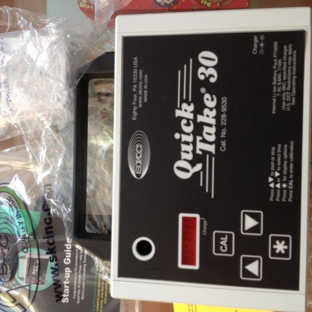 QuickTake30空气采样器