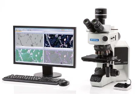 可以组合成射显微镜透射显微镜红外显微镜偏光显微镜等多种