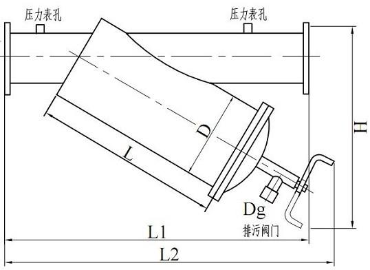 besy-80-天津手摇刷式过滤器图片