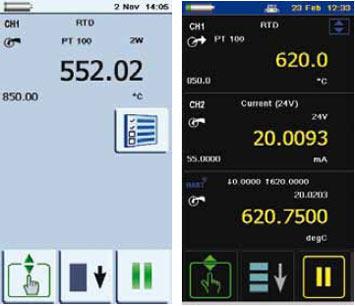 DPI 620电信号校验仪