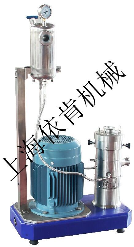 供应石墨烯润滑油研磨分散机【图】