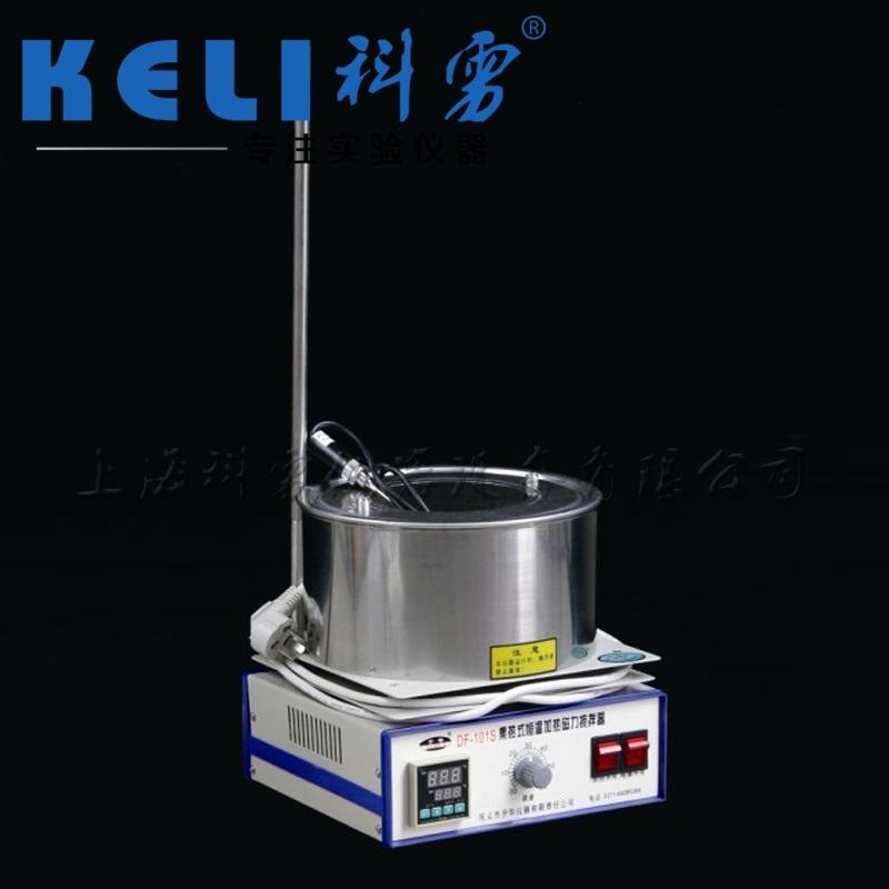 df-101s磁力搅拌器实验室 df-101s 集热式恒温加热 搅拌机 恒温水 油