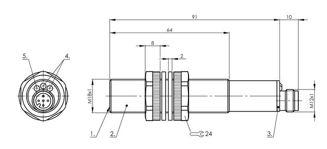 在工业方面,超声波的典型应用是对金属的无损探伤和超声波