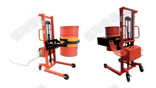 油桶装卸车电子秤
