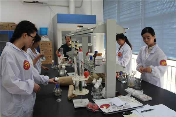 雅安4个农产品质量检测检验站项目通过验收