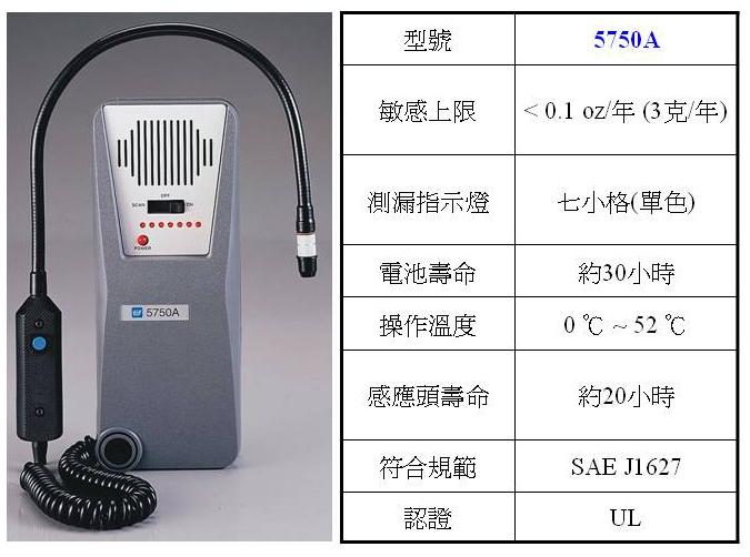 TIF5750A检漏仪