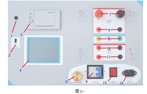 全自动互感器综合特性 伏安特性测试仪