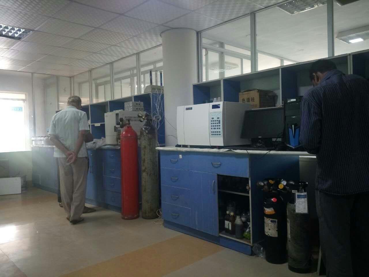 气相色谱仪安装调试