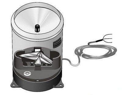 ch-r11 雨量传感器/雨量筒
