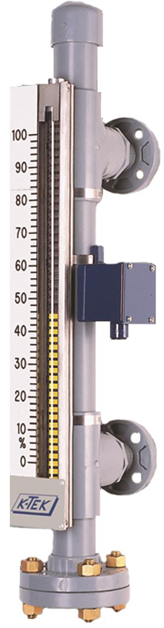 at系列磁致伸缩液位计是一种可在恶劣环境下同时测量液位,界面的极