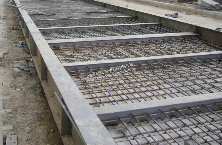 化工专业防腐混凝土式汽车衡