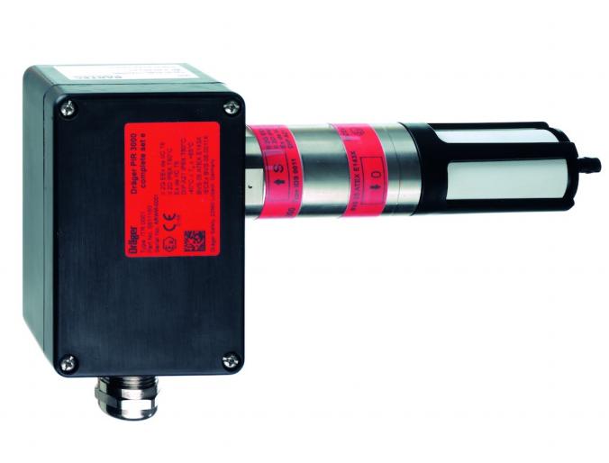 德尔格红外可燃气体探测器PIR3000