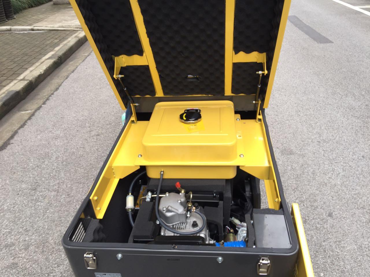 yt8100t3-ats三相发电机