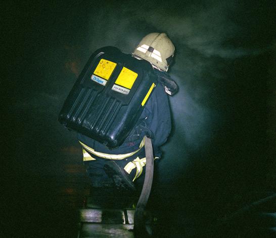 德尔格氧气呼吸器