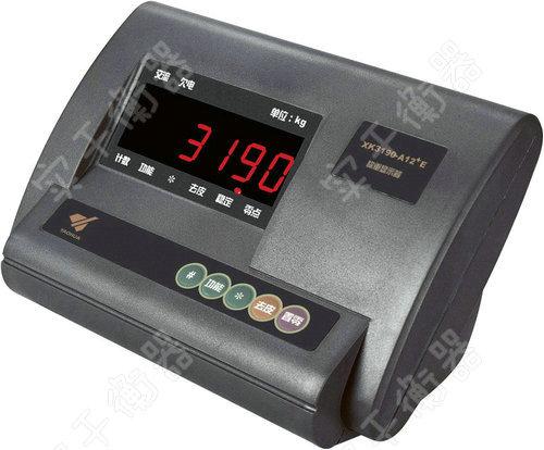 A12+E地磅称重显示器