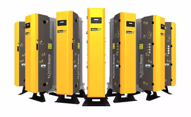 parker派克汉尼汾氩气或氮气发生器哪种气体更适合您的应用