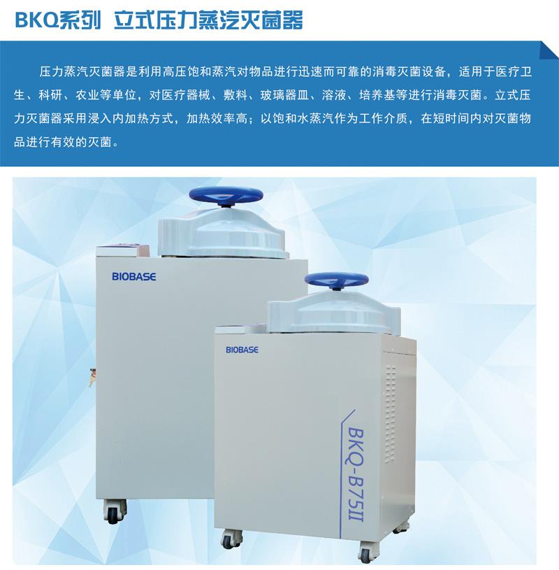 BKQ-B120II-全自动高压蒸汽灭菌器博科BKQ-B操作说明es图片