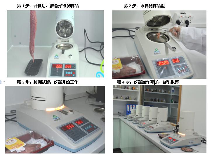 冠亚SFY-30R肉类水分检测仪