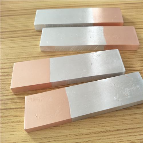 铜铝过渡排 闪光焊接铜铝过渡接线排 铜铝板厂家