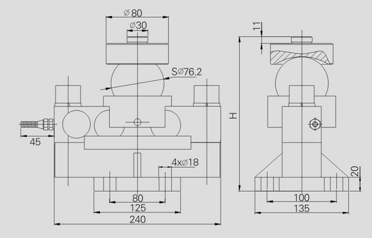 传感器图纸
