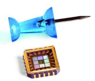 超小型光谱传感器