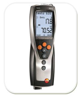 德图温湿度仪testo 635-2