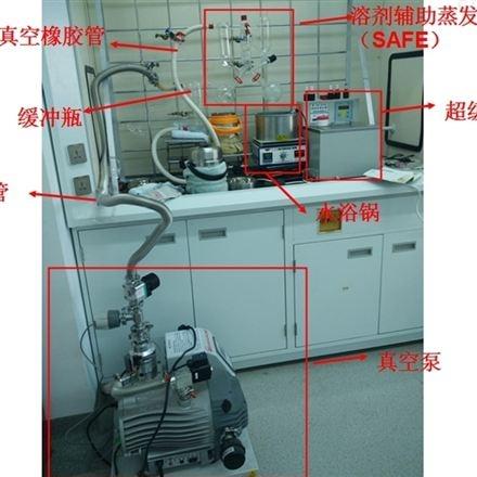 SAFE溶劑輔助蒸餾