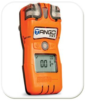 英思科tango单一气体检测仪