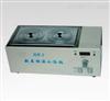 HHS-11-2一列二孔恒温水浴锅