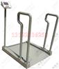 病人专用透析体重秤,200公斤血液透析轮椅电子称,不锈钢轮椅称