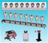 HDG-SZ-8C八联水中微生物膜过滤装置