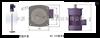 KD-100立式不锈钢加药混合搅拌机