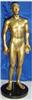 中医针灸模型|人体针灸模型(铜人针灸穴位模型50CM)