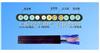 弹性体耐低温探测控制扁平软电缆上海徐吉电气