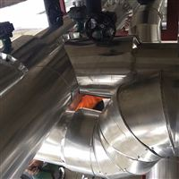 设备铁皮保温施工安装队